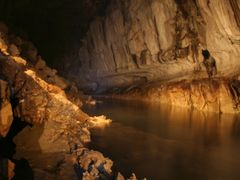 Clearwater Cave by <b>lizstephens</b> ( a Panoramio image )