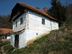 Zagorje - Traditional Wooden Village House with Wine-Cellar in t by <b>GP-ZG</b> ( a Panoramio image )