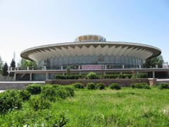 Circus. Dushanbe, Tajikistan by <b>Parviz.Tj</b> ( a Panoramio image )
