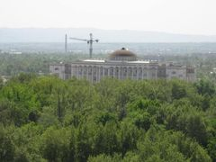 Palace of nations. Dushanbe, Tajikistan by <b>Parviz.Tj</b> ( a Panoramio image )