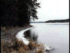 Saimaa freezing by <b>B-Morko</b> ( a Panoramio image )