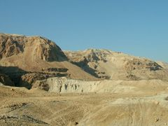 Mountains at the Dead Sea by <b>V&A Dudush</b> ( a Panoramio image )