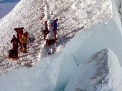 Climbing Junkie Story #14, Bridge Collapse by <b>randylikestoclimb</b> ( a Panoramio image )