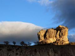 Castillo de Benizar by <b>R. Donaire</b> ( a Panoramio image )