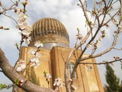 Goharshad - Afghanistan - Herat by <b>Reza Shahran</b> ( a Panoramio image )