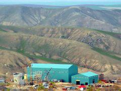 Boroo Mine Site 2003 by <b>Magnai.N</b> ( a Panoramio image )