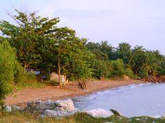 chuah Beach by <b>falcon5593</b> ( a Panoramio image )