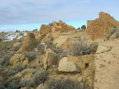 "Cajon Group, Hovenweep Nat""l Mon. by <b>Micah Austin</b> ( a Panoramio image )"
