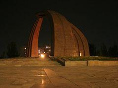 Pobeda war memorial, Bishkek, Kyrgyzstan by <b>Tom Waugh</b> ( a Panoramio image )
