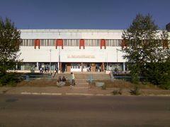 Darkhan VETC(Vocational Education Training Center) by <b>Jun S. Lim</b> ( a Panoramio image )