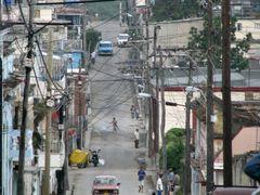 Calle Adolfo del Castillo vista desde Pepe Antonio by <b>Lilian de Arredondo</b> ( a Panoramio image )
