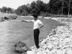Талас 1960 год by <b>sergh36</b> ( a Panoramio image )