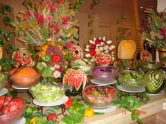 #55 Fruit decoration - Egyiptom by <b>KFE.</b> ( a Panoramio image )