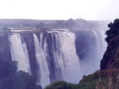Zambesi river - Victoria Falls 2 by <b>Paolo Grassi</b> ( a Panoramio image )