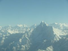 peak of Everest o=k by <b>O.KIRK</b> ( a Panoramio image )