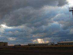 Аэропорт Актау, суровое небо by <b>*Andrew*</b> ( a Panoramio image )