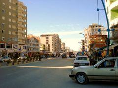 "durres near  ristorante ""Skenderbeu"". by <b>sunmaya</b> ( a Panoramio image )"