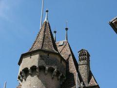 Schloss Aigle by <b>Winu</b> ( a Panoramio image )