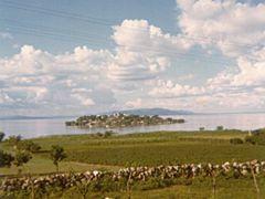 Chapala orilla Michoacan 70s by <b>Jaime Santos P.</b> ( a Panoramio image )