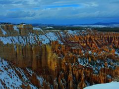 Bryce Canyon Snow by <b>Bruce MacIver</b> ( a Panoramio image )