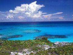 Staniel Cay, Bahamas ocean side by <b>adventuretravelww.com</b> ( a Panoramio image )
