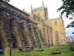 Dunfermline Abbey by <b>Marco Anastasi</b> ( a Panoramio image )