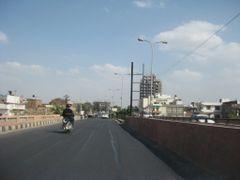 Ajmir road by <b>ttpallam1</b> ( a Panoramio image )