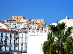 Alger: Mosquee de la Pecherie, Place des Martyrs et Casbah by <b>PedroRoncales</b> ( a Panoramio image )