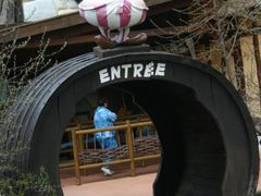 Parc Asterix, Plailly, Oise, Picardie, France by <b>Hans Sterkendries</b> ( a Panoramio image )