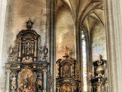Inside of St. Barbara church by <b>Antonius Plaian</b> ( a Panoramio image )