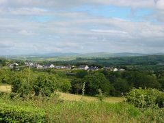Valley view near Raphoe by <b>ecualung</b> ( a Panoramio image )