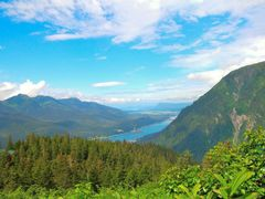 Alaska View from Mt. Roberts by <b>Vittorio Mungiguerra</b> ( a Panoramio image )