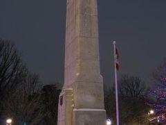 Brampton Cenotaph by <b>keithwatson66</b> ( a Panoramio image )