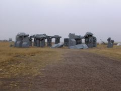 Carhenge, Nebraska by <b>aldoponce</b> ( a Panoramio image )