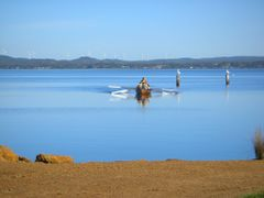 Rowing Boat. by <b>sugarbag1</b> ( a Panoramio image )