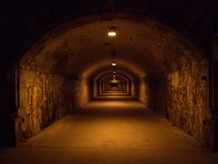 "Tunnelblick ;-) ... Chemnitzer ""Bazillenrohre"" by <b>Huehnchen</b> ( a Panoramio image )"