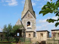 Burg Hochosterwitz by <b>klka</b> ( a Panoramio image )