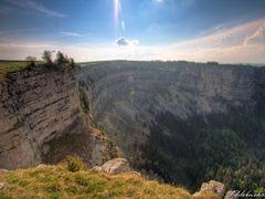 Creux du Van by <b>l1devil</b> ( a Panoramio image )