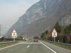 """Highway """"A3"""" Switzerland (03/2009) by <b>NilsW</b> ( a Panoramio image )"""