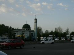 Osh, mosque near airport by <b>igor_alay_2</b> ( a Panoramio image )