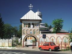 An Old Romanian Orthodox Church by <b>KrissTopher</b> ( a Panoramio image )