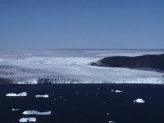 Gletscher ved Ilulissat (Sermeq Avangnardleq) 1977 by <b>Saint-Jalm Francois</b> ( a Panoramio image )