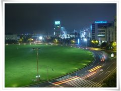 Changwon City Hall Rotary by <b>SYStheKOREAN</b> ( a Panoramio image )