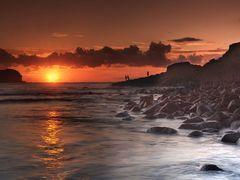 Fingal Rocks by <b>Nixpix</b> ( a Panoramio image )