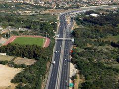 Road on Netania by <b>mic1946</b> ( a Panoramio image )