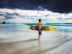 Currumbin Beach by <b>Nixpix</b> ( a Panoramio image )