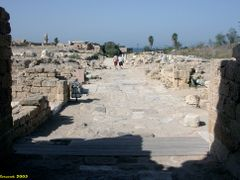 Dying Caesarea (21-OCT-03) #4 by <b>Ilya Borovok</b> ( a Panoramio image )