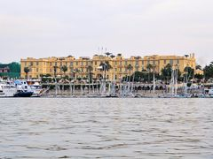 Luxor-The Winter Palace-Agatha Christie by <b>majasa</b> ( a Panoramio image )