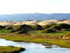 Hongoriin gol. Umnugobi by <b>khishigbaatar</b> ( a Panoramio image )