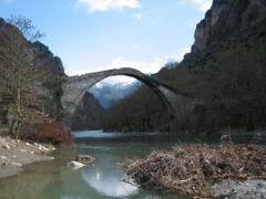 bridge astride the river  by <b>Giorgos_s_Boukouvalas</b> ( a Panoramio image )